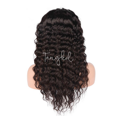 FULL LACE WIG (DEEP WAVE)
