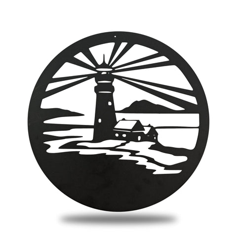 Lighthouse Circle (Promotion) - Redline Steel