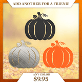 Carved Pumpkin (Special Offer)