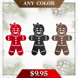 Gingerbread Woman (Special Offer)
