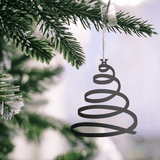 Tree Spiral Ornament