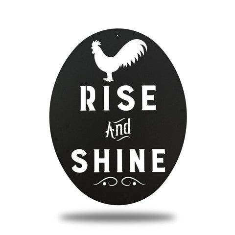 Rise and Shine (Promotion) - Redline Steel