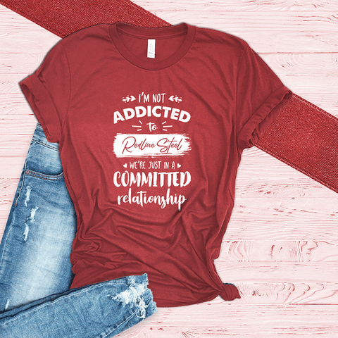 Redline Addict T-Shirt
