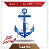 Nautical Anchor (Promotion) - Redline Steel