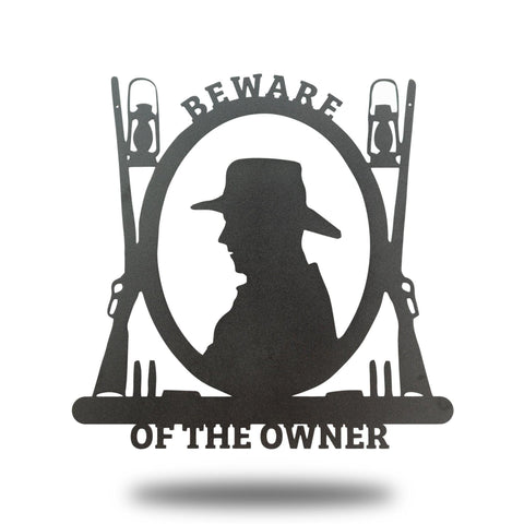 Beware the Owner - Redline Steel