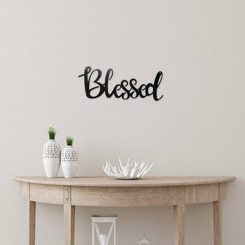Blessed - Redline Steel