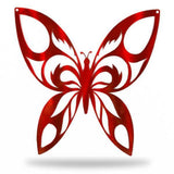 Butterfly Wings - Redline Steel