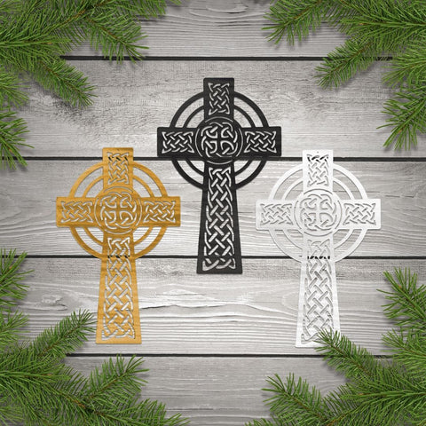 Celtic Cross Bundle (Set of 3) 3Pack_VarietyBundle Redline Steel Celtic Cross Variety Pack