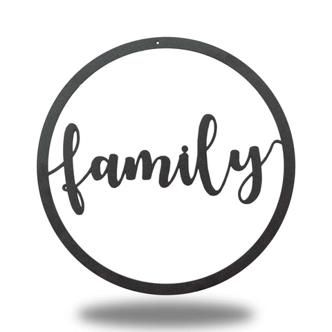 Family Circle - Redline Steel