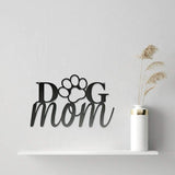 Dog Mom - Redline Steel