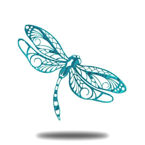 Dragonfly TEAL Bundle (Set of 5) - Redline Steel