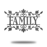 Family Mantle Plaque