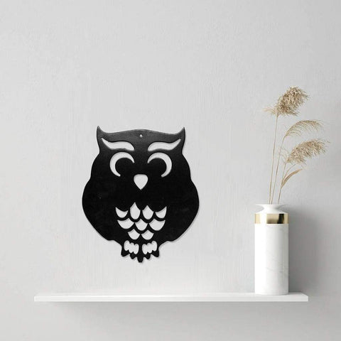 Fancy Owl - Redline Steel