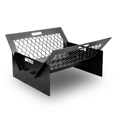 Mesh Tailgater Fire Pit