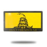 Don't Tread On Me (Steel) - Redline Steel