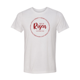 He is Risen T-Shirt - Redline Steel