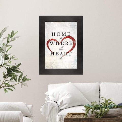 Heart of Home - Redline Steel