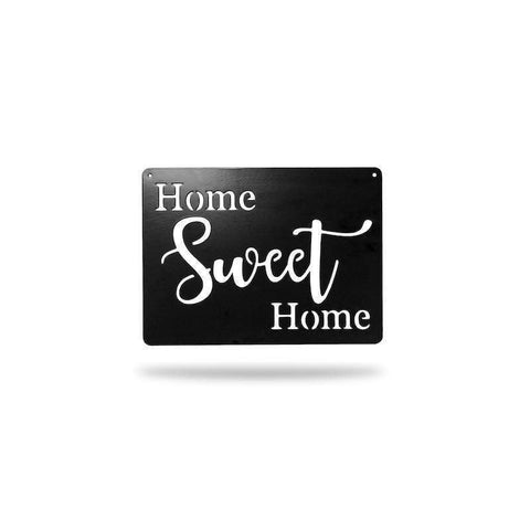 Home Sweet Home Rectangle - Redline Steel