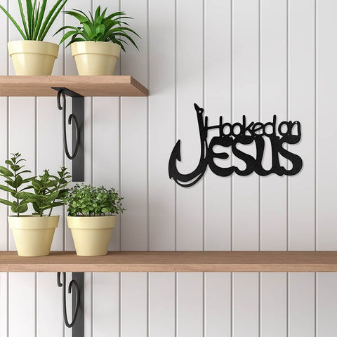 Hooked on Jesus - Redline Steel