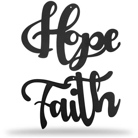 HOPE + FAITH