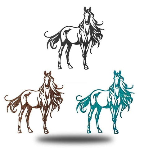 Horse - Stallion VARIETY Bundle (Set of 3) - Redline Steel