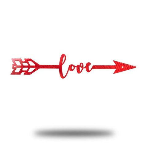 Love Arrow - Redline Steel