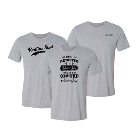 Redline T-Shirt Bundle - Redline Steel