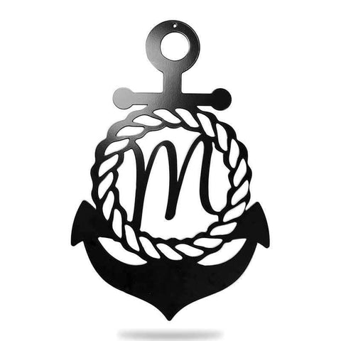 Anchor Initial Only Redline Steel