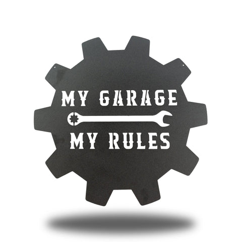My Garage, My Rules (Promotion) - Redline Steel
