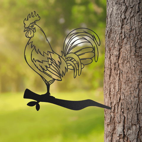 Tree Rooster