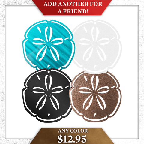 Sand Dollar (Special Offer) - Redline Steel