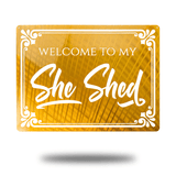 She Shed (Steel) - Redline Steel