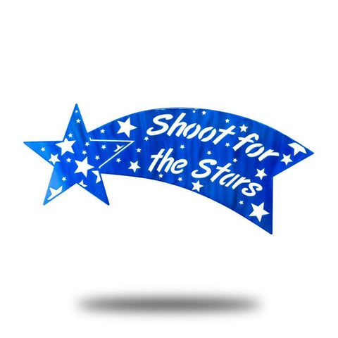 Shoot for the Stars - Redline Steel