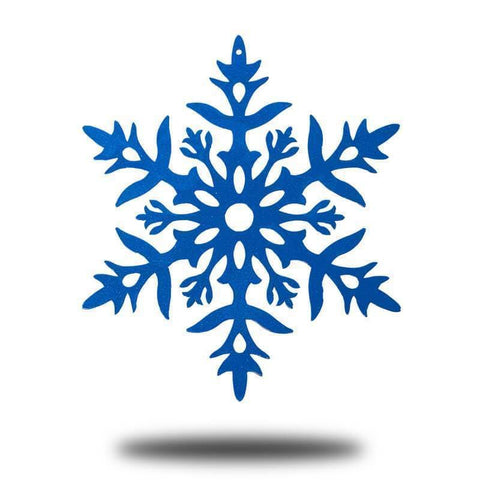 Snowflake - BLIZZARD BLUE (Single Product) - Redline Steel