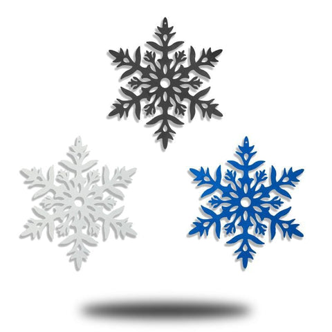 Snowflake Bundle - Redline Steel