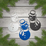 Snowman Bundle 5Pack_Bundle Redline Steel Snowman Variety Pack (Set of 3)