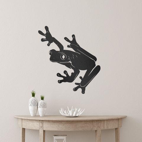 Tree Frog - Redline Steel