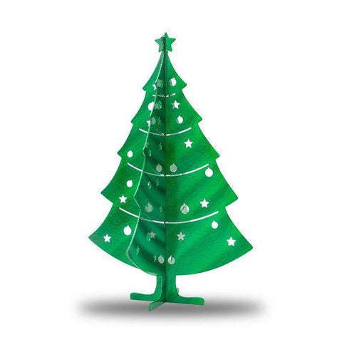 3D Christmas Tree - Redline Steel
