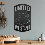United We Stand - Redline Steel