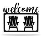 Welcome Chair (Promotion) - Redline Steel