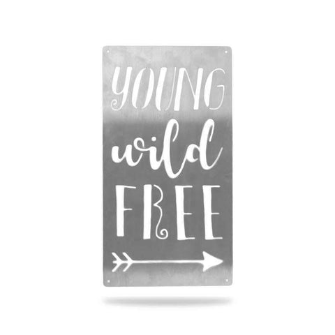 Young - Wild - Free