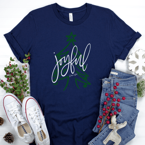Joyful Christmas T-Shirt