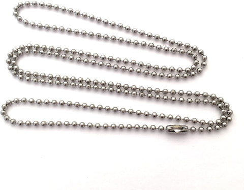 Steel Chain Necklace - Redline Steel