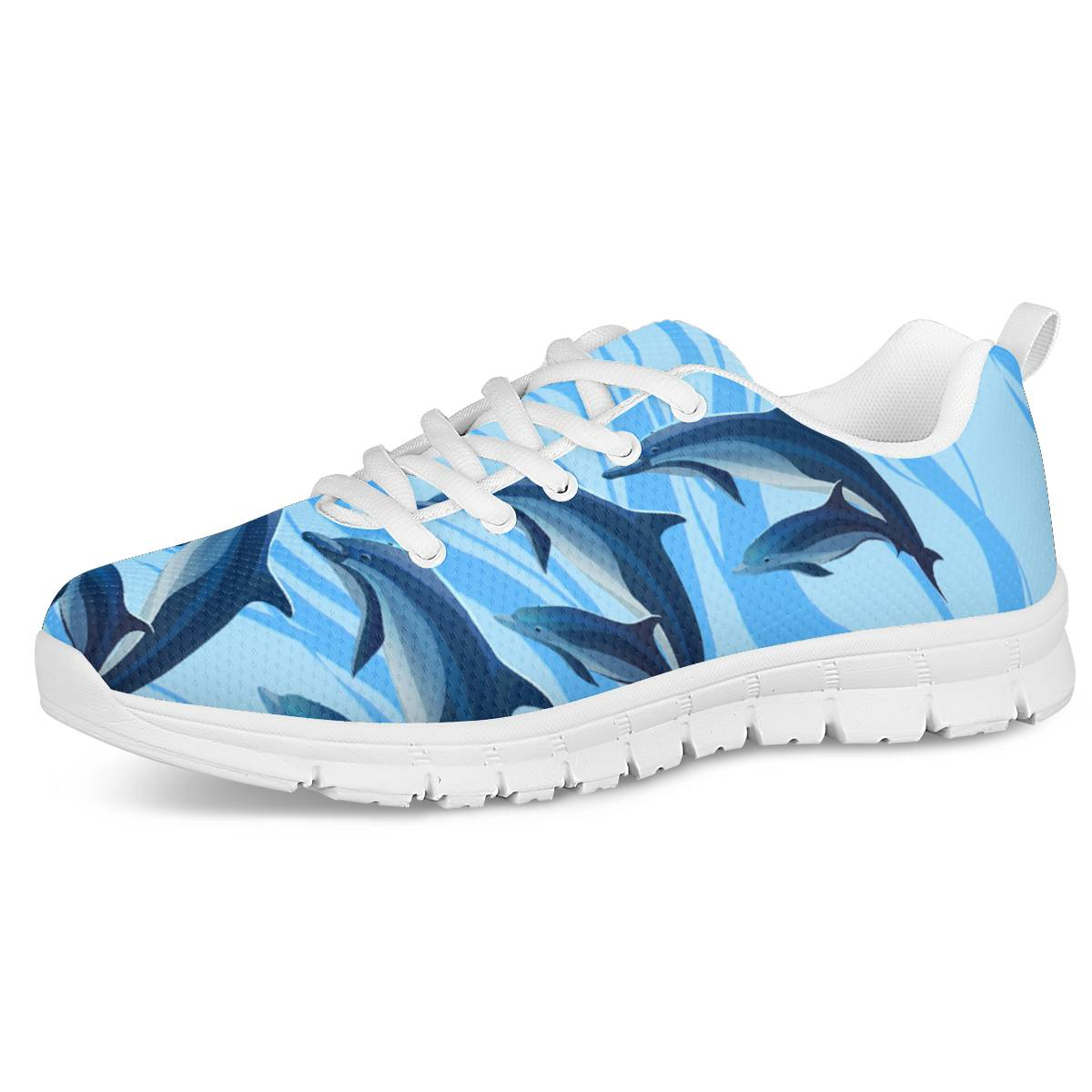 Blue Dolphin Women Sneakers Shoes