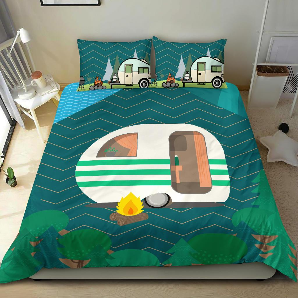 Caravan Camper Bedding Set