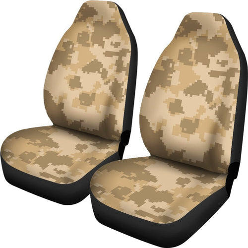 ACU Digital Desert Camouflage Universal Fit Car Seat Covers