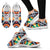 African Kente Women Sneakers