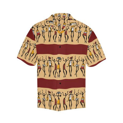 African People Men Hawaiian Shirt