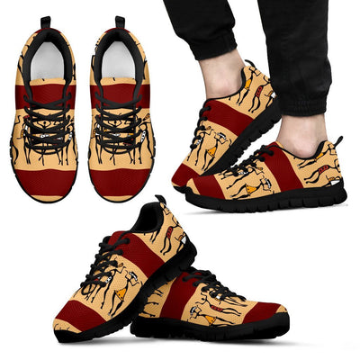 African People Men Sneakers
