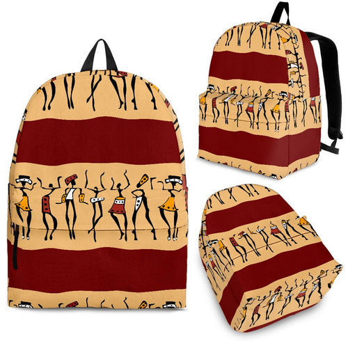 African People Premium Backpack